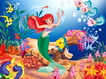 Sfondo: Ariel la sirenetta