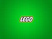 Lego Logo Green