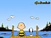 Sfondo: Linus And Snoopy