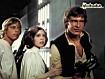 Luke, Leia & Han
