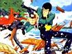 Sfondo: Lupin in fuga