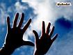 Sfondo: Mani al cielo
