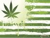 Sfondo: Marijuana Flag
