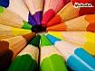 Sfondo: Matite colorate