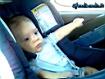 Sfondo: Matteo in auto