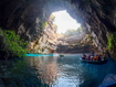 Sfondo: Melissani Cave