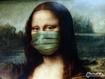 Sfondo: Mona Lisa And Covid