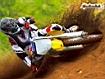 Sfondo: Motocross