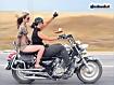 Sfondo: Motorcycle Escape