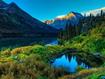 Sfondo: Mountain Scenery