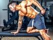 Sfondo: Muscular Man
