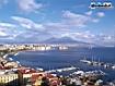 Sfondo: Napoli golfo