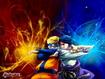 Sfondo: Naruto Fight