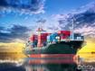 Sfondo: Nave Cargo