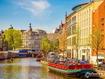 Sfondo: Amstel in Amsterdam