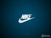 Sfondo: Nike Logo