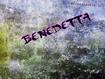 Sfondo: Benedetta