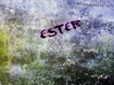 Sfondo: Ester