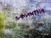 Sfondo: Samantha
