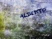 Sfondo: Alberto