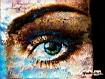 Sfondo: Occhio artistico