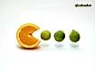 Sfondo: Pacman Fruit