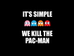 Sfondo: Pacman Menace