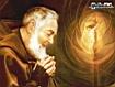 Sfondo: Padre Pio