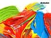 Sfondo: Paint Strokes