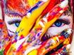 Sfondo: Painted Face