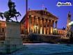 Sfondo: Parlamento Vienna