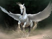 Sfondo: Pegasus Horse