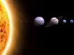 Sfondo: Posizione pianeti