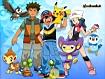 Sfondo: Pokemon And Friends