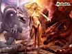 Sfondo: Queen Of Dragons