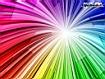 Sfondo: Radial Rainbow