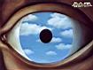 Sfondo: Occhio di Magritte