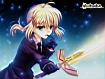 Sfondo: Saber Fate Stay Night