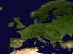 Sfondo: Europa dal satellite