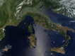 Italia dal salettellite