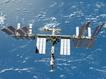 Sfondo: Stazione spaziale