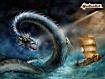 Sfondo: Serpente marino