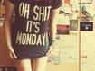 Sfondo: Shit Its Monday