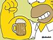 Sfondo: Simpson Beer