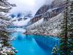 Sfondo: Snow Around The Lake
