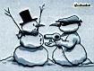 Sfondo: Snowman