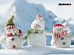 Sfondo: Snowmen