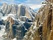 Sfondo: Snowy Mountain