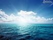 Sfondo: Sole in mare Aperto