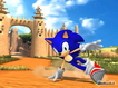 Sfondo: Sonic